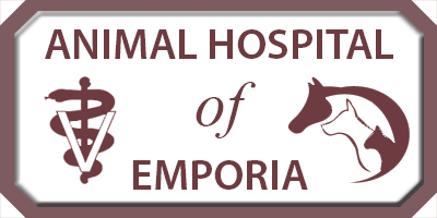 Animal Hospital of Emporia Retina Logo